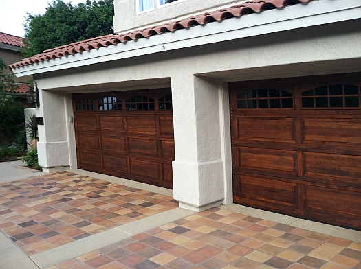 Garage Door Refinishing | Garage Door Refinishing, Garage Door ...